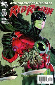 Red Robin #22 (2011)