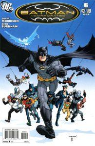 Batman, Inc. #6 (2011)