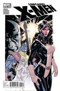 The Uncanny X-Men #535 (2011)