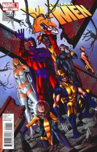 The Uncanny X-Men #534.1 (2011)