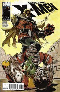The Uncanny X-Men #536 (2011)