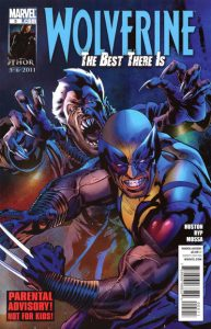 Wolverine: The Best There Is #5 (2011)