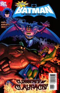 The All-New Batman: The Brave and the Bold #6 (2011)