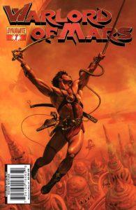 Warlord of Mars #7 (2011)