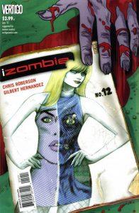 I, Zombie [iZombie] #12 (2011)