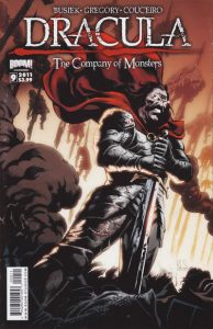 Dracula: The Company of Monsters #9 (2011)