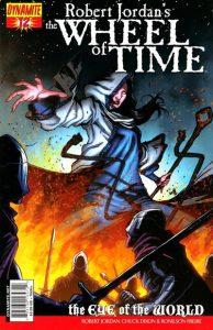 Robert Jordan's The Wheel of Time: The Eye of the World #12 (2011)
