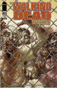 The Walking Dead Weekly #16 (2011)