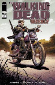 The Walking Dead Weekly #15 (2011)
