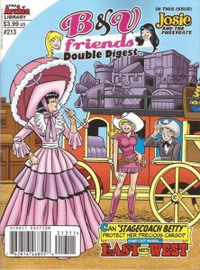 B&V Friends Double Digest Magazine #213 (2011)