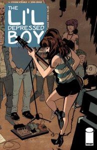 The Li'l Depressed Boy #3 (2011)