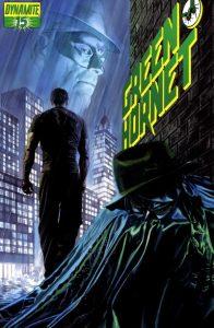 Green Hornet #15 (2011)