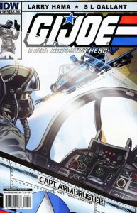 G.I. Joe: A Real American Hero #165 (2011)