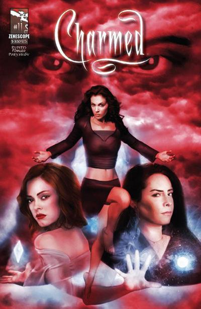 Charmed #11 (2011)