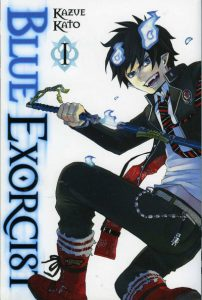 Blue Exorcist #1 (2011)