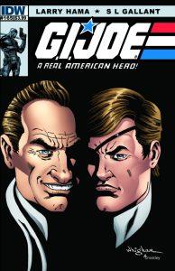 G.I. Joe: A Real American Hero #165 (2011)