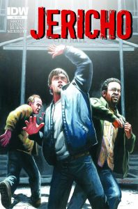 Jericho #6 (2011)