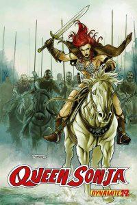 Queen Sonja #19 (2011)