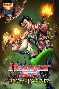 Danger Girl and the Army of Darkness #1 (2011)