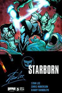 Starborn #5 (2011)