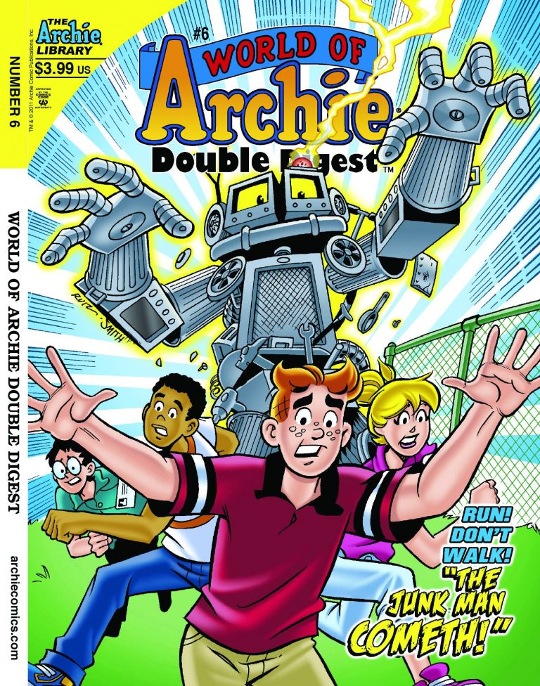 World of Archie Double Digest #6 (2011)