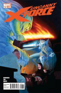 Uncanny X-Force #8 (2011)
