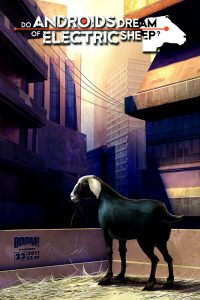 Do Androids Dream of Electric Sheep? #23 (2011)