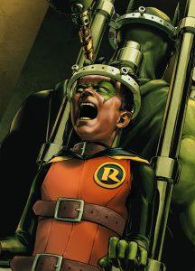 Batman and Robin #22 (2011)