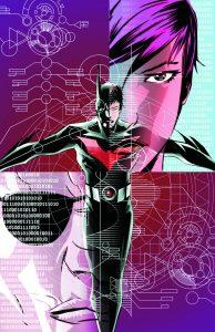Batman Beyond #4 (2011)