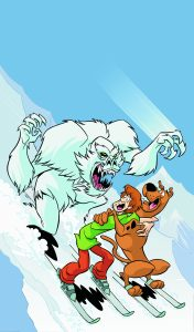 Scooby-Doo, Where Are You? #8 (2011)