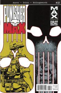PunisherMax #13 (2011)