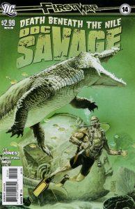 Doc Savage #14 (2011)