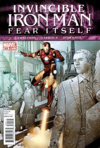 Invincible Iron Man #504 (2011)