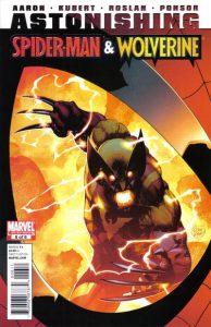 Astonishing Spider-Man & Wolverine #6 (2011)
