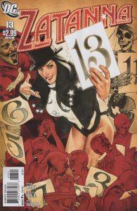 Zatanna #13 (2011)