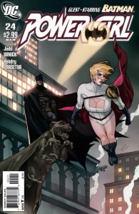 Power Girl #24 (2011)