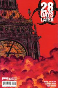 28 Days Later #23 (2011)