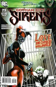 Gotham City Sirens #23 (2011)