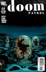 Doom Patrol #22 (2011)