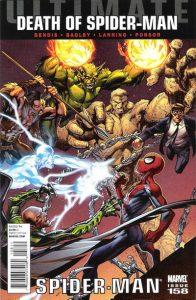 Ultimate Comics Spider-Man #158 (2011)