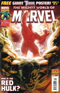 The Mighty World of Marvel #21 (2011)