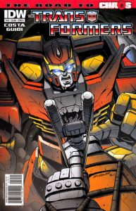 The Transformers #19 (2011)