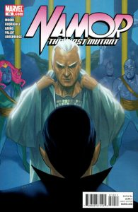 Namor: The First Mutant #10 (2011)