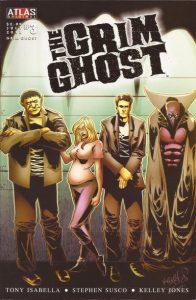 Grim Ghost #3 (2011)