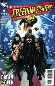 Freedom Fighters #9 (2011)
