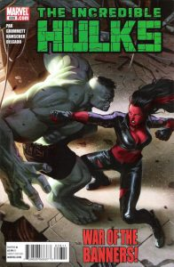Incredible Hulks #628 (2011)