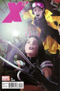 X-23 #10 (2011)