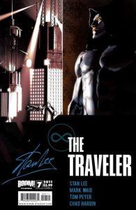 The Traveler #7 (2011)