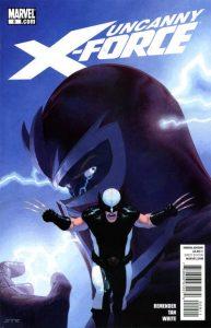 Uncanny X-Force #9 (2011)