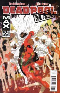 Deadpool Max #8 (2011)